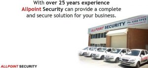 25 years experience Alpoint Security West Gosford