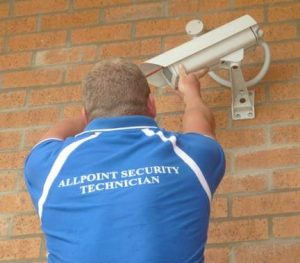 allpoint security Central Coast security camera systems