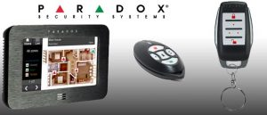 paradox alarm systems central coast